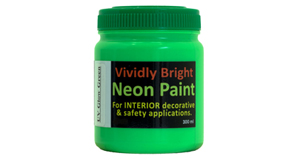 Neon Paint UV Green