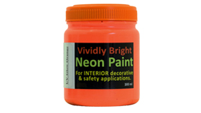 Neon Paint UV Orange