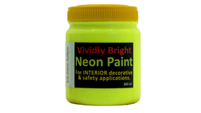 Neon Paint UV Yellow