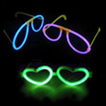 Glow eye-glasses