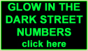 GLOW IN THE DARK STREET NUMBERS